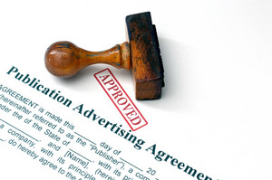 Publication Advertising Agreement