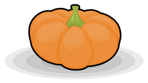 Pumpkin Shape Design