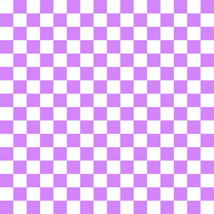 Purple And White Checkerboard Pattern