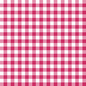 Purple Gingham Pattern