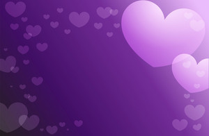 Purple Valentine