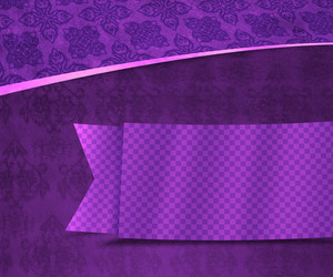 Purple Vintage Exclusive Background