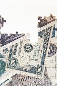Puzzle Of Money