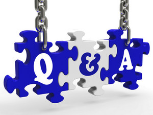 Q&a Means Questions And Answers