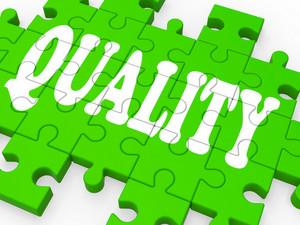 Quality Puzzle Showing Excellent Services