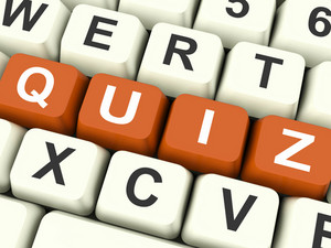 Quiz Keys Show Test Or Questions And Answers