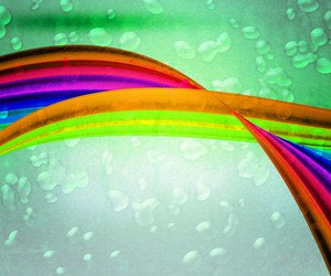 Rainbow Abstract Texture Background