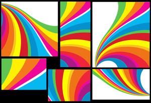 Rainbow Vectors