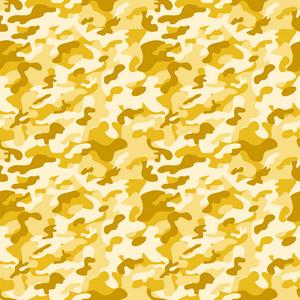 Yellow Camouflage Pattern