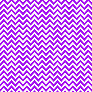 Purple And White Chevron Pattern