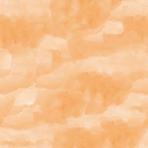 Orange Watercolor Paint Square