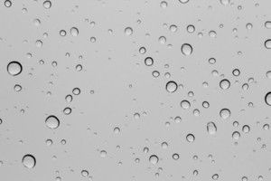 Raindrops Background