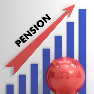 Raising Pension Chart Shows Improvement