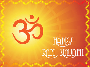 Ramnavami Greeting Card