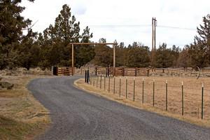 Ranch Driveway