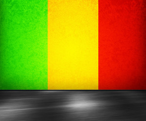 Rasta Interior Background