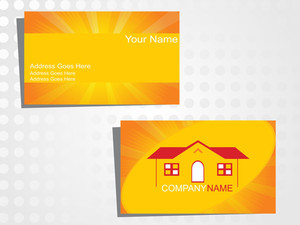Real State Business Card With Logo_11
