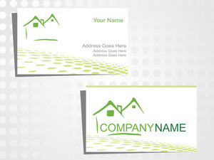 Real State Business Card With Logo_12