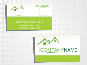 Real State Business Card With Logo_13