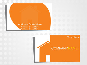 Real State Business Card With Logo_15