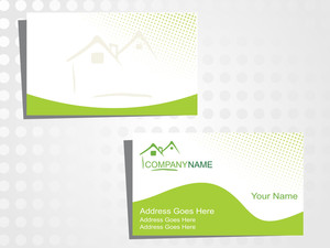 Real State Business Card With Logo_20