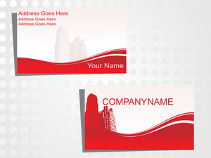 Real State Business Card With Logo_2