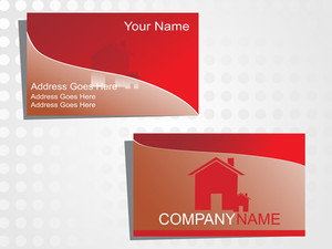 Real State Business Card With Logo_36