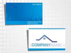 Real State Business Card With Logo_4