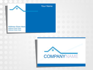 Real State Business Card With Logo_5