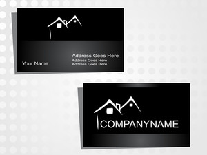 Real State Business Card With Logo_7