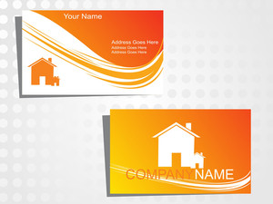 Real State Business Card With Logo_8
