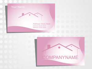 Real State Business Card With Logo_9