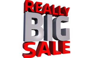 Really Big Sale