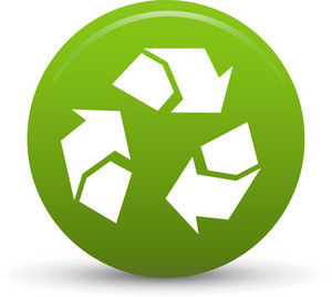 Recycle Lite Computer Icon