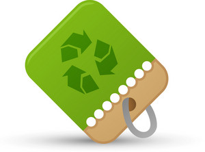Recycling Tag Lite Application Icon