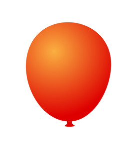 Red Balloon Banner