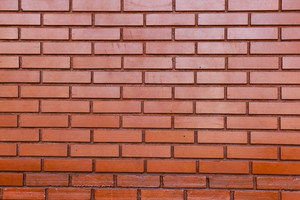 Red brick wall detail texture and background