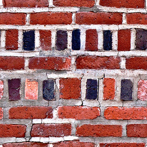 Red Bricks Seamless Texture