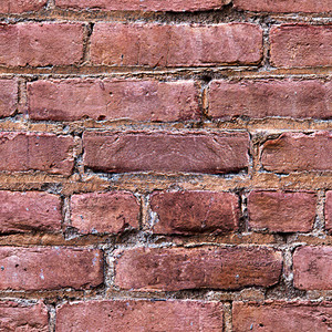 Red Bricks Tiles Seamless Texture