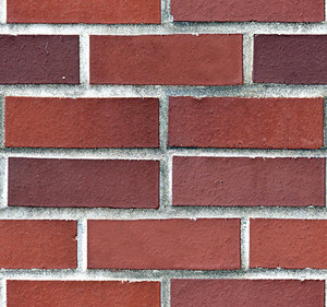 Red Bricks Wall Seamless Texture Royalty Free Stock Image