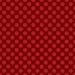 Red Dinosaur Paper With A Polka Dot Pattern
