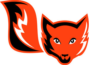Red Fox Tail Icon