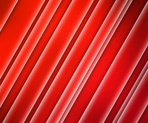 Red Glowing Stripes Background