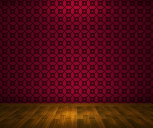 Red Interior Background