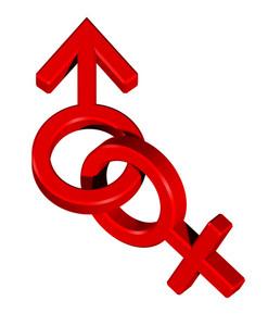Red Linked Sex Symbols