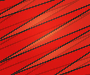 Red Old Fashioned Background