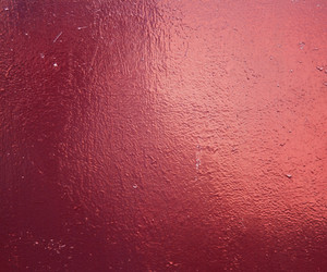 Red Painted Metal Texture