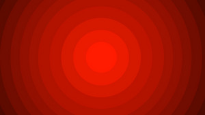Red Spiral Background