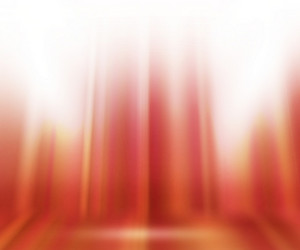 Red Spotlight Abstract Background