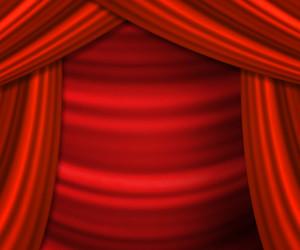 Red Spotlight Texture